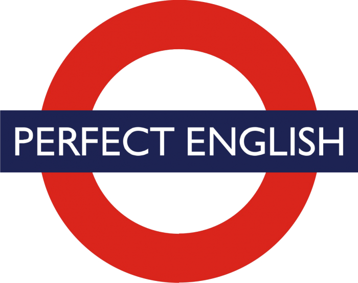 logo Perfect English_duże
